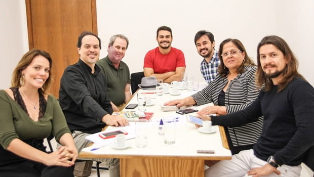 Gestor da Funarte discute no CCON desenvolvimento de políticas culturais