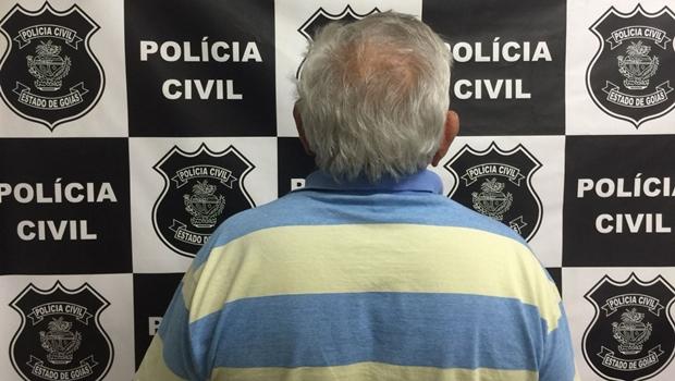 07c157494ef Polícia prende idoso suspeito de estuprar quatro crianças em Padre Bernardo