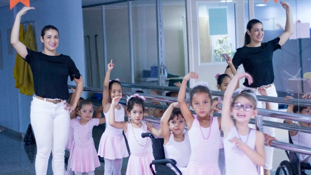 Ballet Terapêutico promove saúde e inclusão social em Goiânia