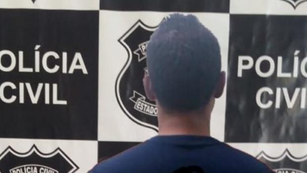 Homem é preso em Goiás suspeito de estuprar criança de 9 anos e filmar crime
