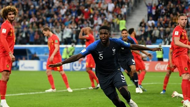 França elimina Béliga e chega à final da Copa do Mundo