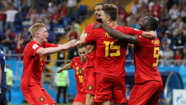 Bélgica vence Japão e joga contra o Brasil nas quartas de final nesta sexta-feira (6)