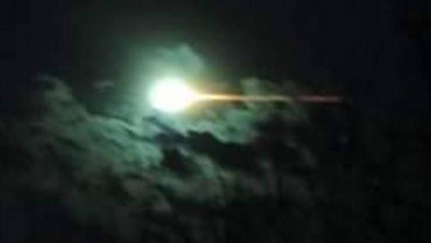 Luz misteriosa filmada no céu de Rio Grande do Norte intriga moradores. Veja vídeo