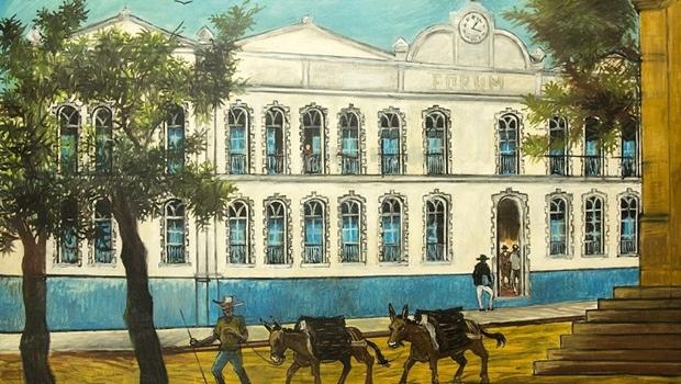 Restauro e exposição de obras relembram centenário de Octo Marques 30 anos após sua morte