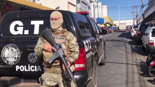 Polícia deflagra operação de combate à pirataria na região da 44