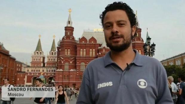 Ao vivo em transmissão da Copa, repórter da Globo assume que é gay