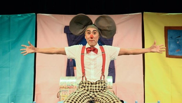 Grupo Zabriskie leva espetáculo infantil ao Flamboyant Garden Festival