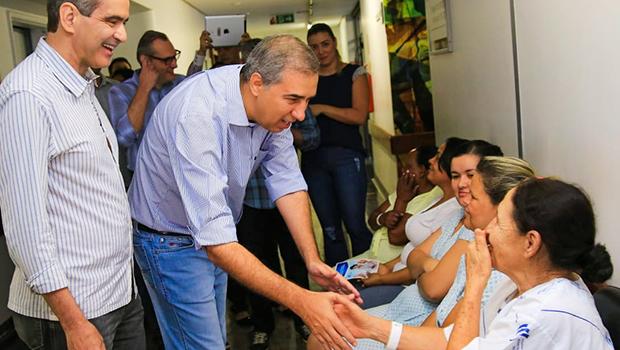 Campanha de José Eliton será pautada pela humanização