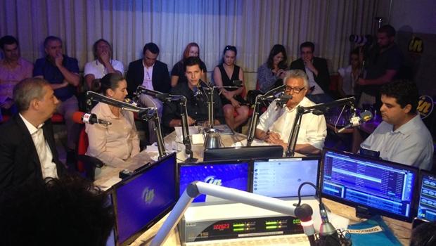 Candidatos ao governo de Goiás se enfrentam em debate mais uma vez nesta 3ª-feira