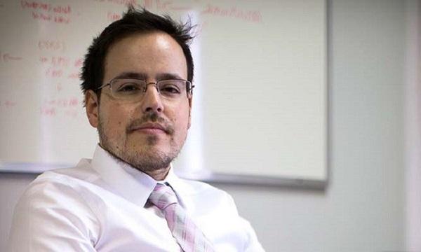 Diego Escosteguy não é mais editor-executivo da Infoglobo