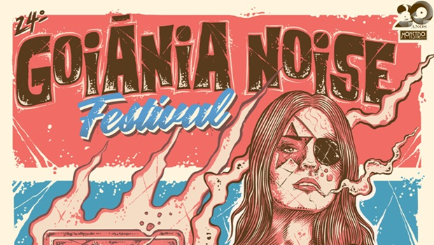 Goiânia Noise resiste ao tempo, se reestrutura e chega à sua 24ª edição