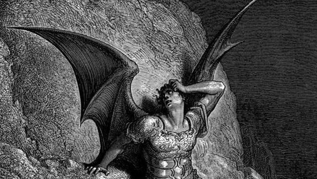 """O """"Paraíso"""" de Milton por Rubens Chinali Canarim"""