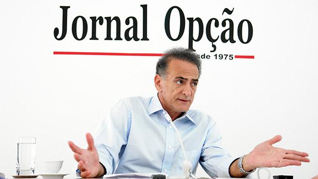 """""""Adib Elias abandonou o setor de Saúde de Catalão"""", denuncia o ex-prefeito Jardel Sebba"""