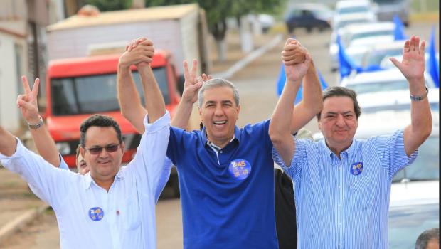 Carreatas da coligação Goiás Avança Mais percorrem região oeste de Goiás