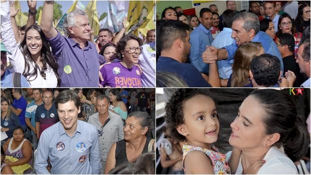 Na TV, candidatos ao governo de Goiás se apresentam ao eleitorado