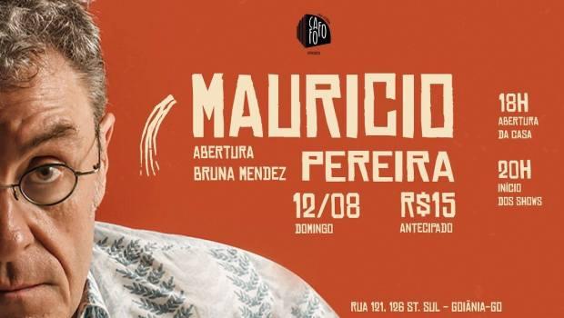 """Maurício Pereira traz seu """"Outono no Sudeste"""" a Goiânia neste domingo (12)"""