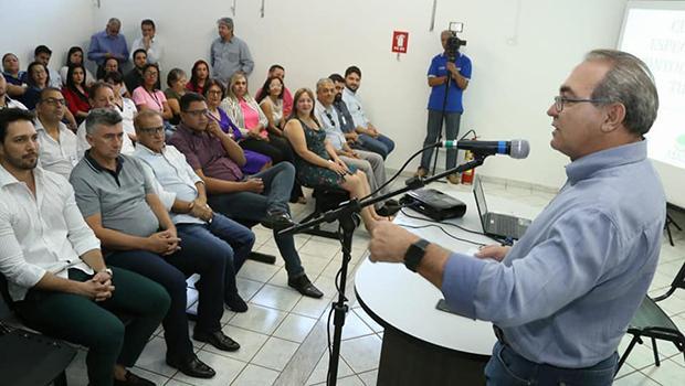 Trindade lança Centro de  Especialidades Odontológicas