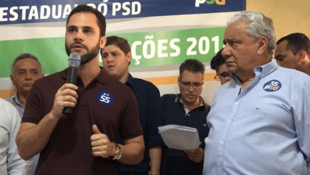 """Em convenção, PSD confirma apoio a candidatura de José Eliton e decide não compor """"chapão"""""""