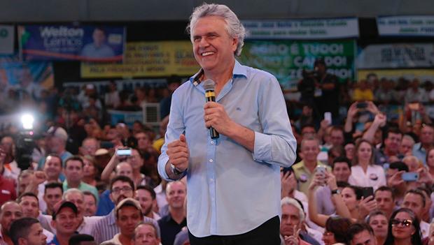 Ronaldo Caiado diz que, se eleito,  vai revolucionar a saúde em Goiás