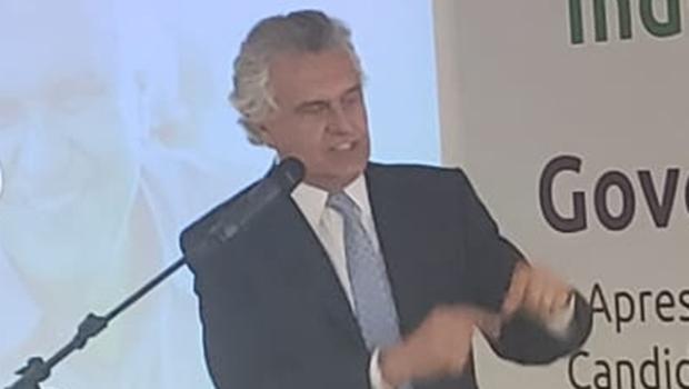 Ronaldo Caiado desagrada empresariado ao propor aumento de imposto