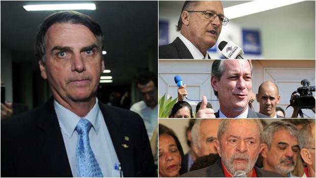 No segundo turno, PT e Ciro Gomes se aliarão a Alckmin contra Bolsonaro