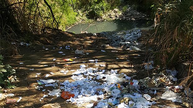 Vereadores cobram da Amma resposta por poluição em nascentes e córregos de Goiânia