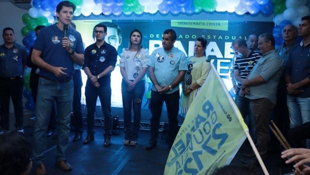 Líderes da Assembleia de Deus Ministério Vila Nova declaram apoio a Daniel