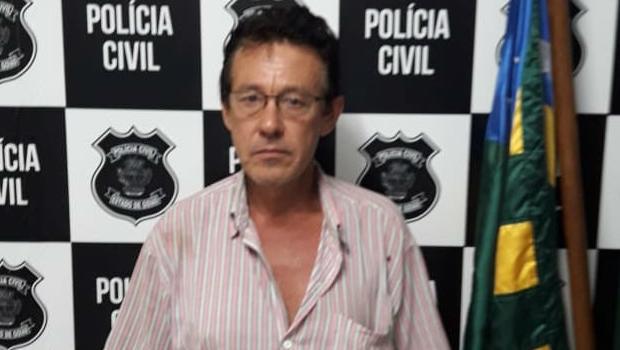 Homem é preso suspeito de matar ex-vereadora em Goiás