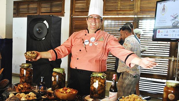 Projeto Cozinha de Raiz Vivência Goiana reúne diversas personalidades da gastronomia local