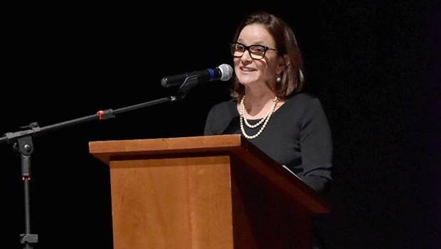 Gyovana Carneiro é convidada para superintendência de Cultura