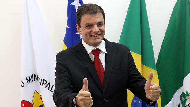 O diferencial de José Eliton é a força das bases, diz prefeito do PP