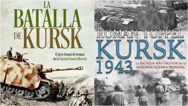 Falta publicar no Brasil livros sobre a Batalha de Kursk