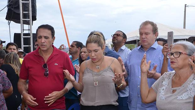 Luana e Folha Filho vivem dilemas eleitorais nas eleições deste ano