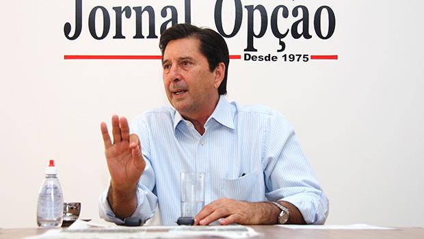 Maguito defende conciliação no MDB