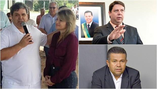 """Flávia Morais """"doa"""" o PDT para a campanha de Caiado. Mas parte do partido fica com José Eliton"""