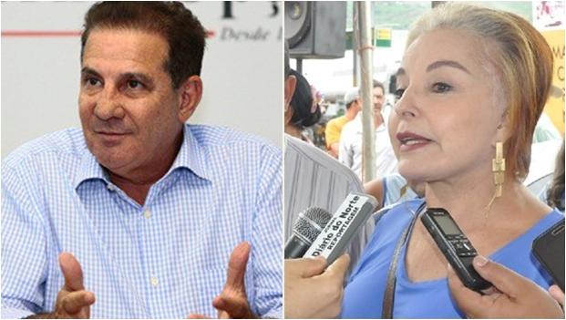 Iris Araújo não perdoou críticas de Vanderlan Cardoso a Iris Rezende na eleição de 2016