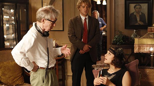 Woody Allen e a ironia histórica