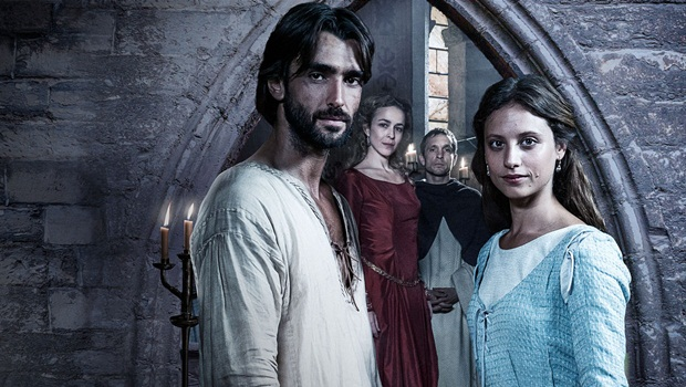 """A Catedral do Mar"" chega à Netflix"