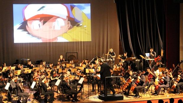 Sinfônica Jovem traz músicas de jogos em All Games in Concert