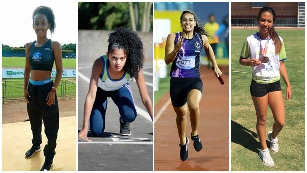 Confira 9 corredoras de primeira linha do atletismo em Goiás e no país