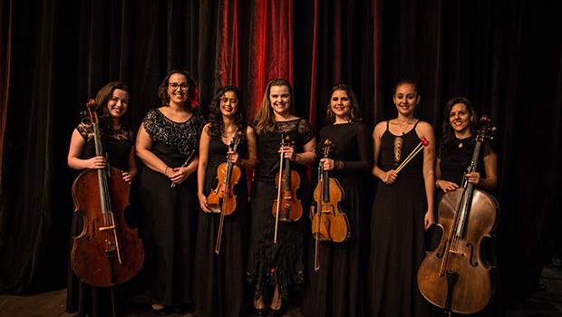Mulheres que brilham na música erudita em Goiás