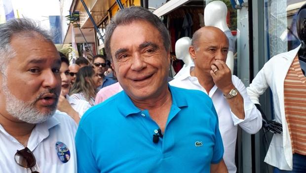 Em Goiânia, Álvaro Dias faz discurso contra corrupção e defende reforma política
