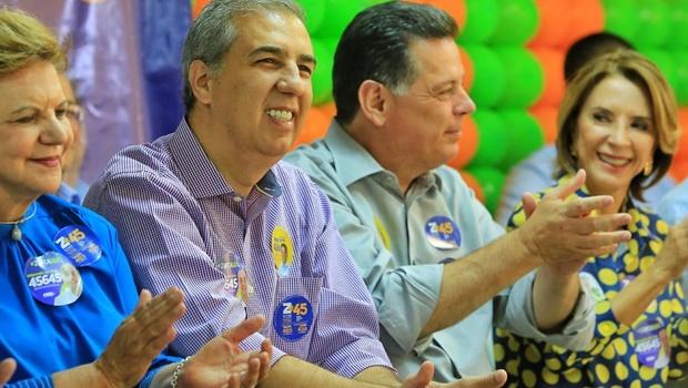 Eliton reforça que irá manter parcerias com prefeitos sem levar em conta filiação partidária