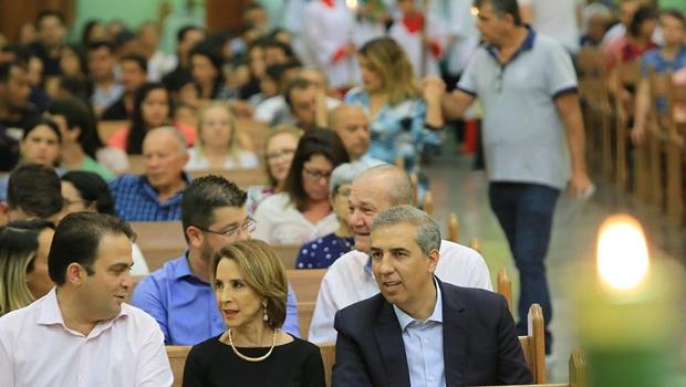 Governador Zé Eliton finaliza agenda da semana em Anápolis