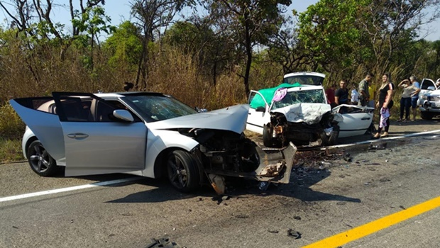 PRF registra três acidentes com quatro mortes nas primeiras horas do feriado