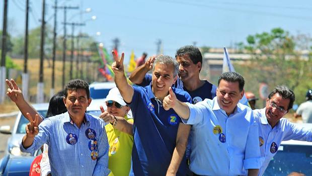 Carreatas da coligação Goiás Avança Mais percorrem o Vale do Araguaia e Aparecida