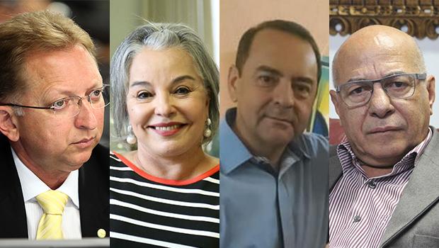 Aliança MDB-PP aposta que elege pelo menos quatro deputados federais