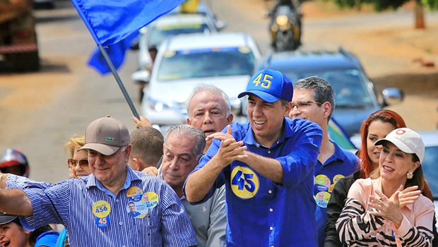 Zé Eliton cumpre agenda de campanha com prefeitos, vereadores e cidadãos de Goianésia