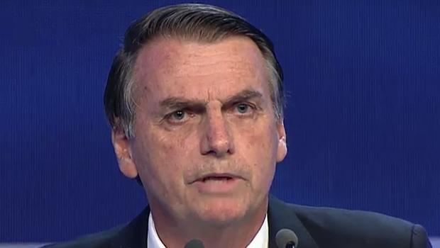 """Bolsonaro tenta combater fama de radical com """"Manifesto à Nação"""""""