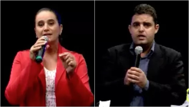 Kátia Maria e Weslei Garcia questionam agronegócio e incentivos fiscais em Goiás